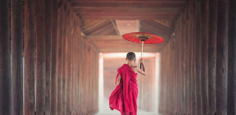 A Zen Buddhist take on love…