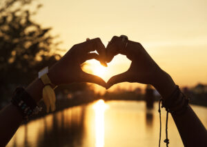 The best counselling Calgary has to offer represented by loving hands in a heart shape