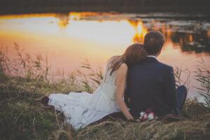 best psychologist calgary Married Couple Cuddling near Lake