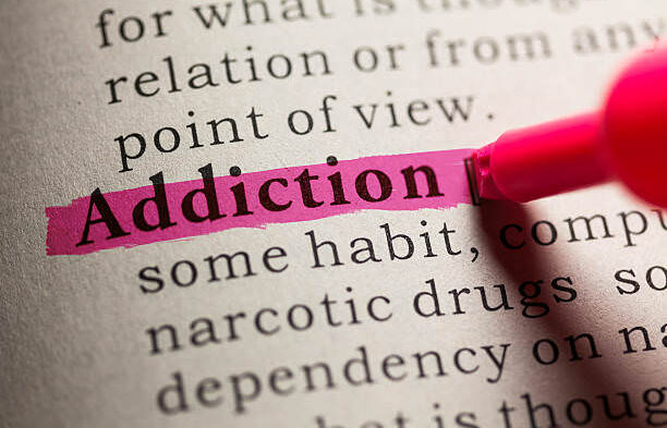 Ever wonder why the world of adults is not overrun with addicts?