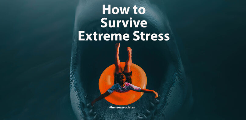 Calgary Counselling Services: How to Survive Extreme Stress