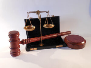 court scales of justice judge