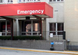 emergency carev depression suicide antidepressant medication