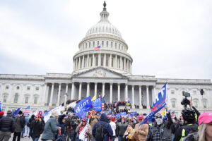 failed coup attempt in the united states capitol january 6, 2021