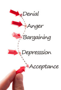 depression treatment calgary grief stages picture