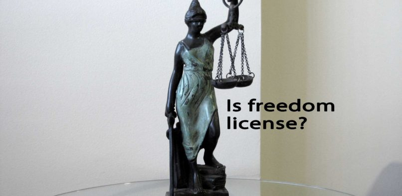 Spiritual Direction Calgary: Does license equal legalism?